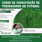 Curso de capacitação de treinadores de futebol