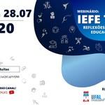 IEFE TALKS: Reflexões sobre Esporte, Educação e Saúde