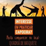 Projeto de extensão Capoeira no IEFE/UFAL